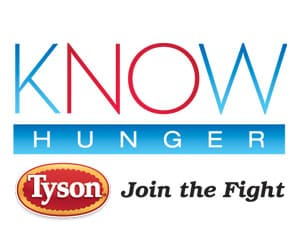 Do You Really KNOW Hunger?  #TysonBreakfast