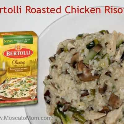 Step Aside Chef Ramsay – New Bertolli Risotto