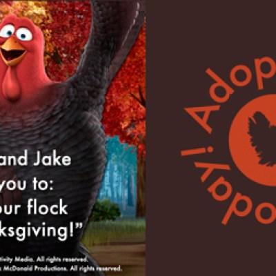 Adopt a Turkey!!  (I'm Serious…)