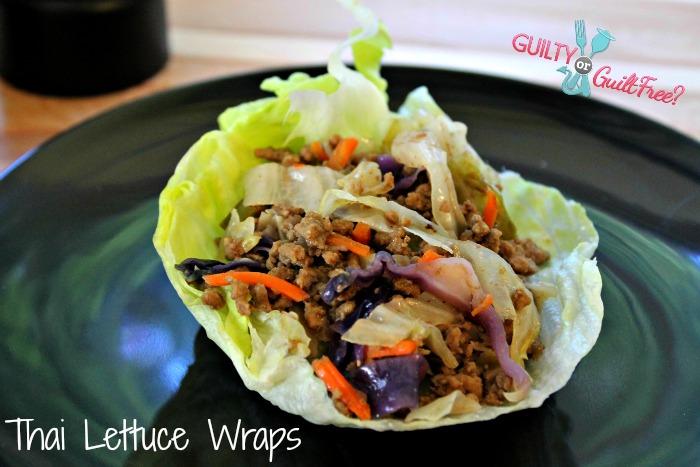 thai lettuce wraps