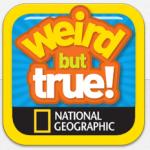 weird but true app