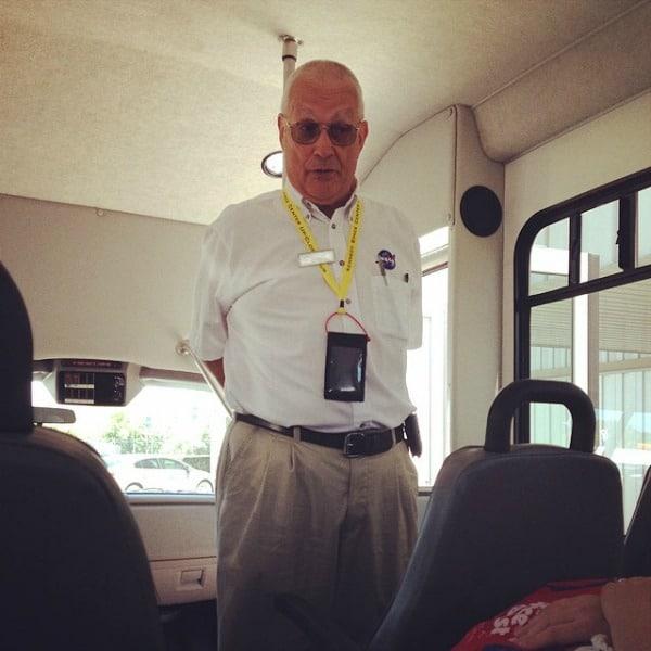 ksc tour guide john
