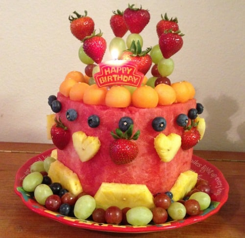 whole30 birthday cake