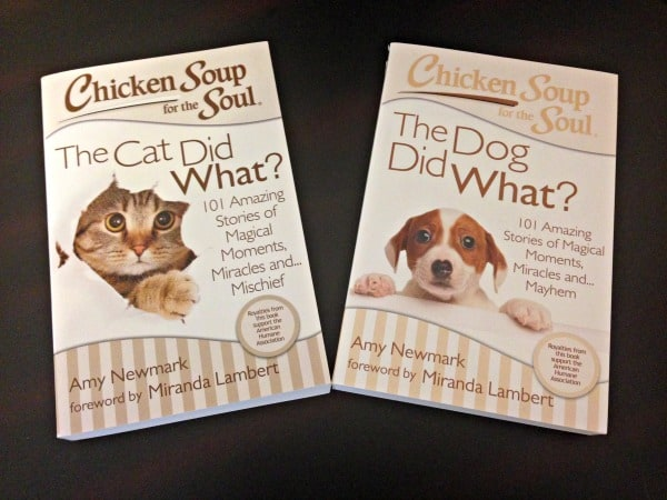 chicken soup for the soul dogs and cats