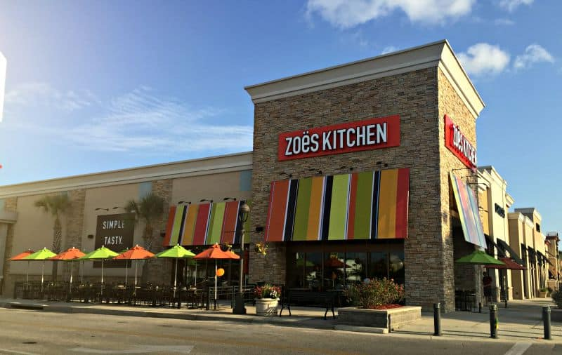zoes kitchen pensacola