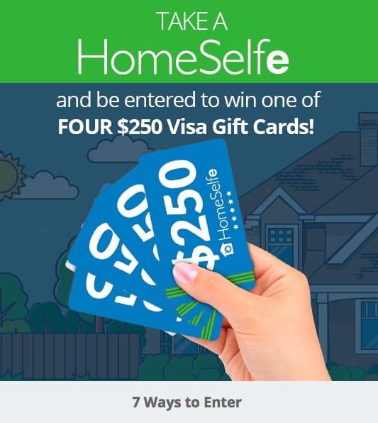 homeselfe giveaway
