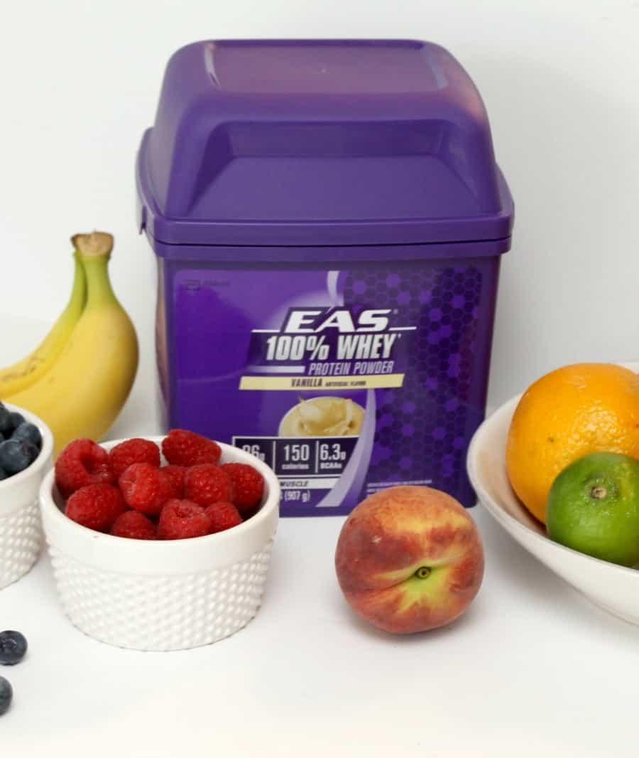 EAS Whey Protein Powder