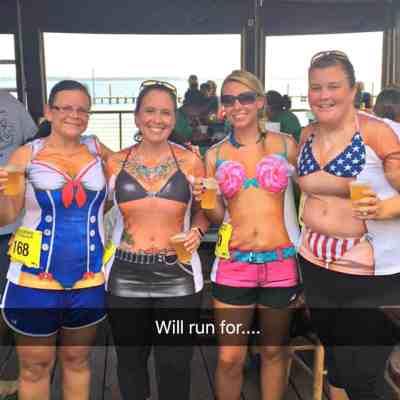 Boardshorts & Bikinis 5k – Pensacola Beach