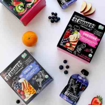 Healthy Snacks for Kids – Organic Slammers