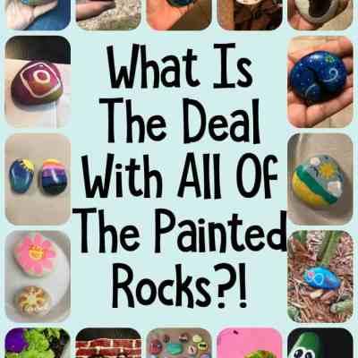 Kindness Rocks… in Pensacola