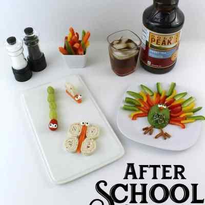 Fun & Healthy After School Snacks