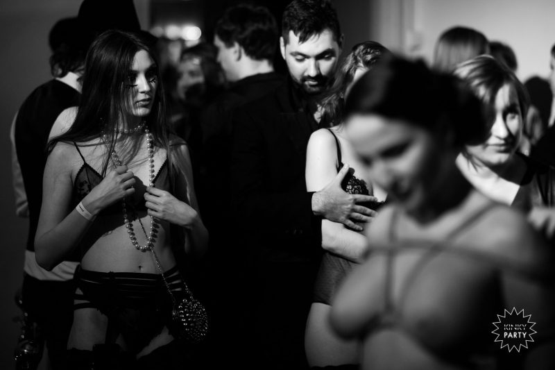Moscows Top venues - Kinky Party