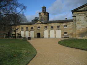 Grade II listed stables