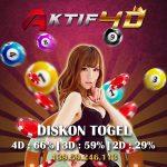 AKTIF4D: Agen Judi Online Terpercaya dan Terbaik di Indonesia