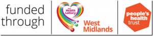 Funded through the Health Lottery WM and the Peoples Health Trust