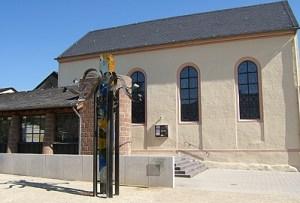 Aussenansicht Synagoge