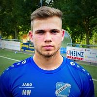 B1-Jugend Trainer Niklas Wrusch