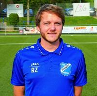 Schiedsrichter Reinhard Zorn
