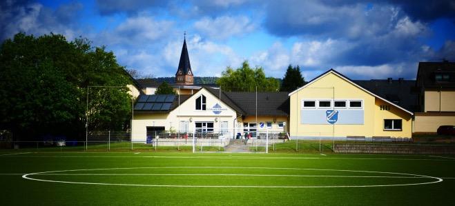 TuS Mosella Schweich e.V., Sportplatz am Winzerkeller, Fußball