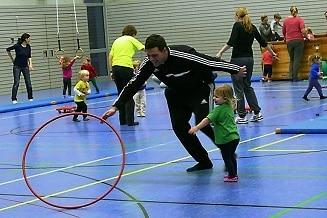 Eltern-Kind-Turnen beim TuS Mosella Schweich e.V.