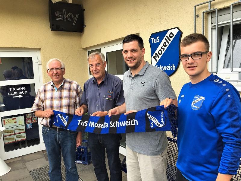 Fußball im Rheinland - In familiärer Atmosphäre entwickeln sich Talente