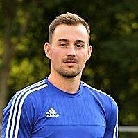 Frederik Jörg, Fitnesstrainer 1. Mannschaft