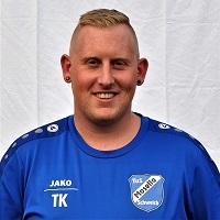 Tobias Knopp Trainer A2-Jugend TuS Mosella Schweich e.V.
