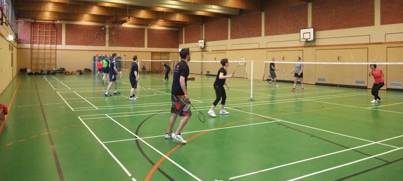 Gründung der Abteilung Badminton