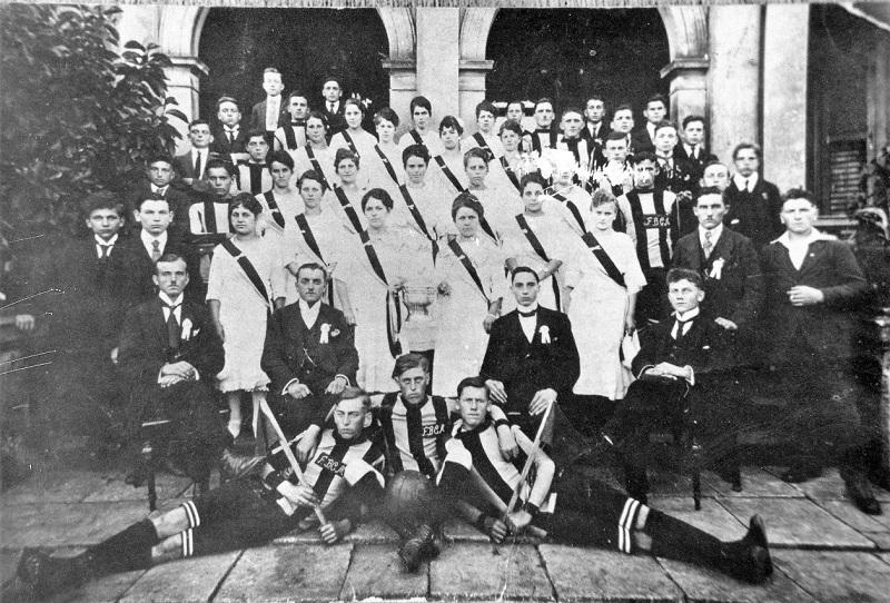 Gründung der Fußballabteilung