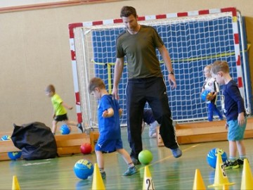 Ball-und-Koordinationsschule TuS Mosella Schweich e.V.