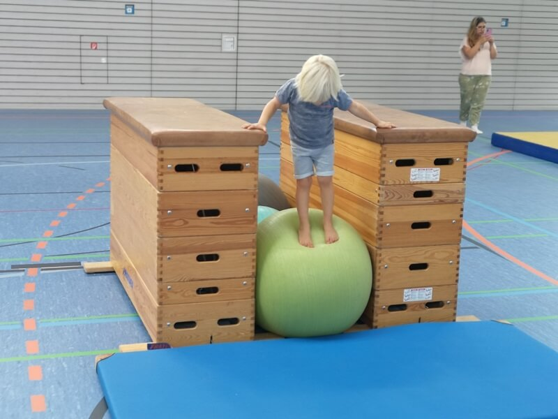 Eltern-Kind-Turnen TuS Mosella Schweich e.V.