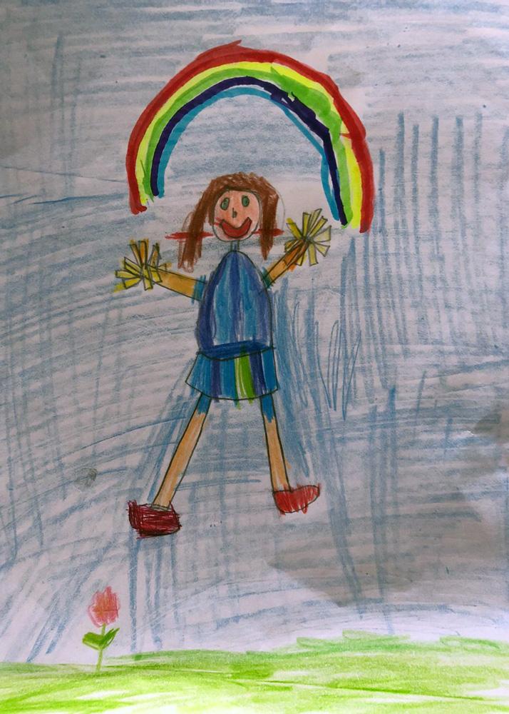 Leonie Reichert (4 Jahre)