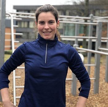 Laura Wagner, Trainering Leichtathletik TuS Mosella SChweich e.v.