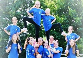 Cheerleading bei der TuS Mosella Schweich e.V.
