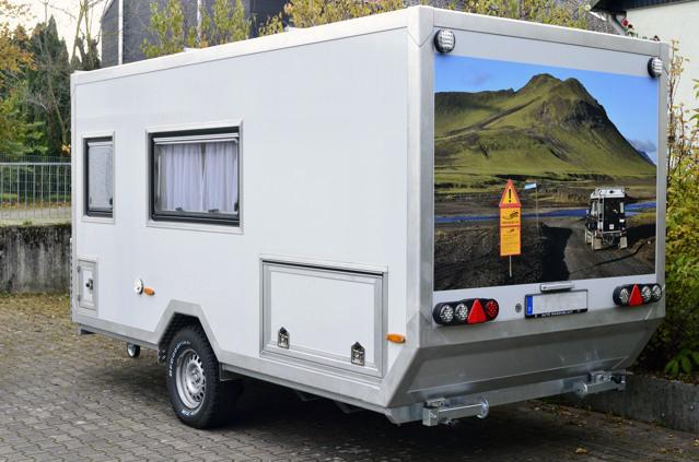 Wohnmobil Garage Bauen