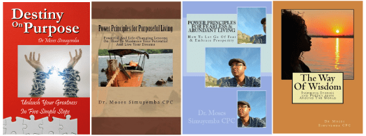 Books by Dr Moses Simuyemba