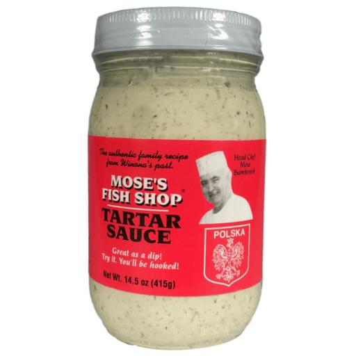 Mose's Tartar Sauce