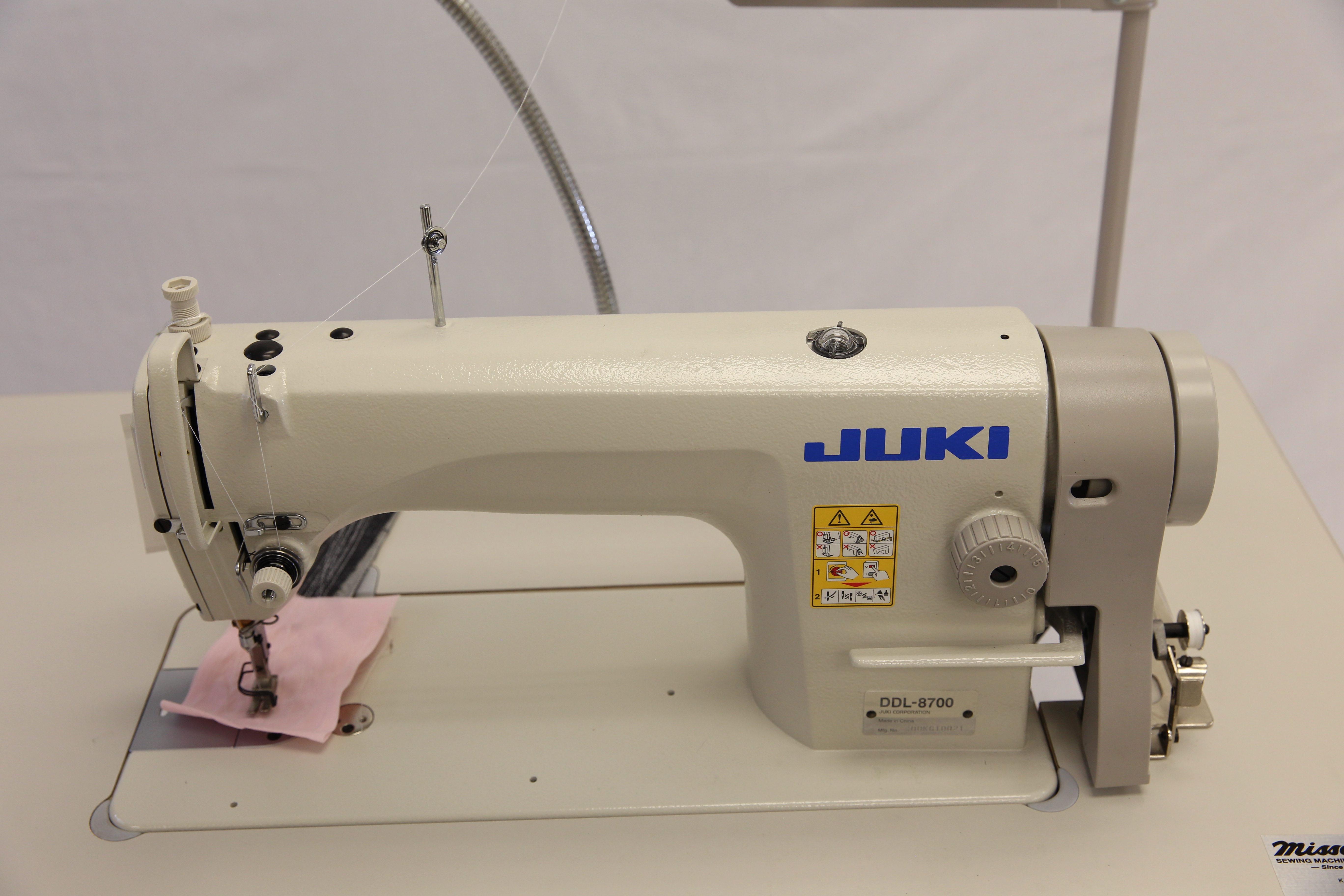 Juki DDL8700  Missouri Sewing Machine Company