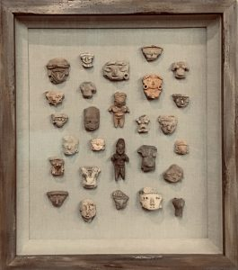 Collection of Pre-Columbian artifacts