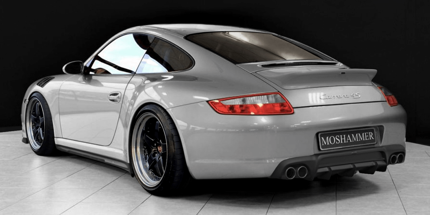 Porsche-997-Carrera-Mk1-Moshammer-Tradition-RS-Bodykit