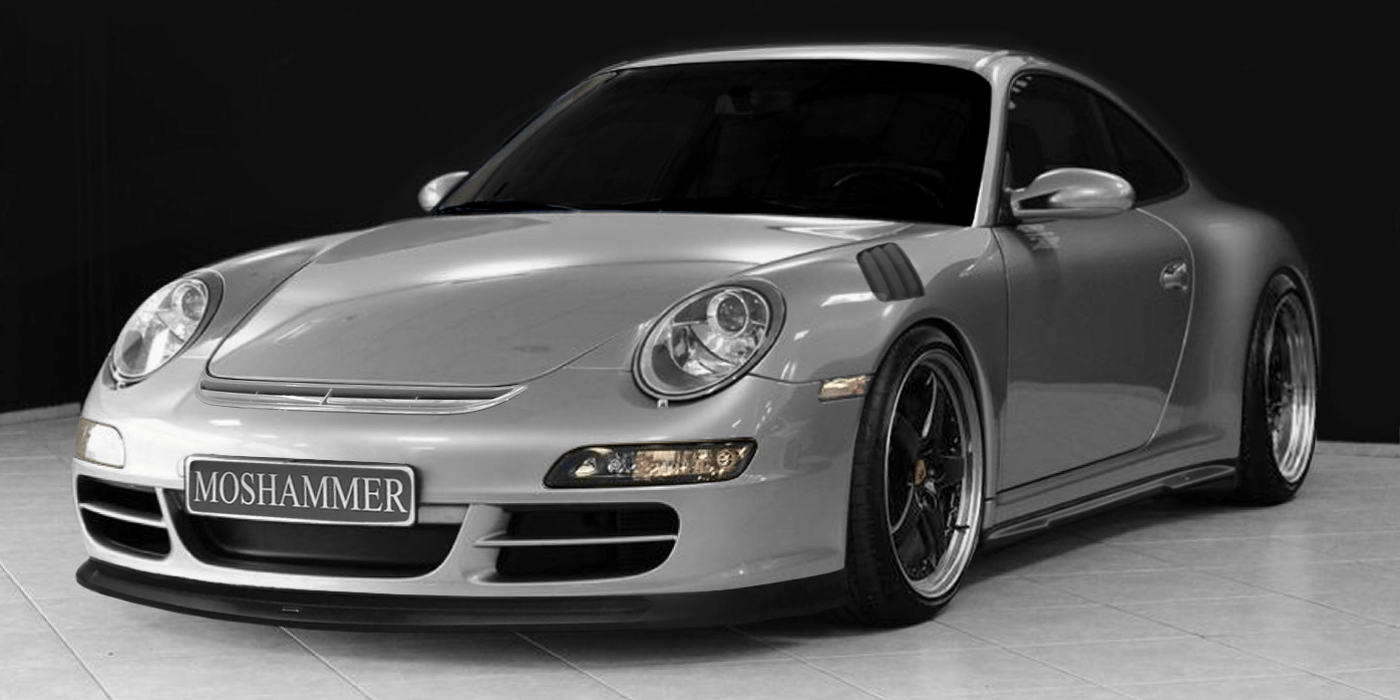 Porsche-997-Carrera-Mk1-Moshammer-Tradition-RS-Bodykit-Front