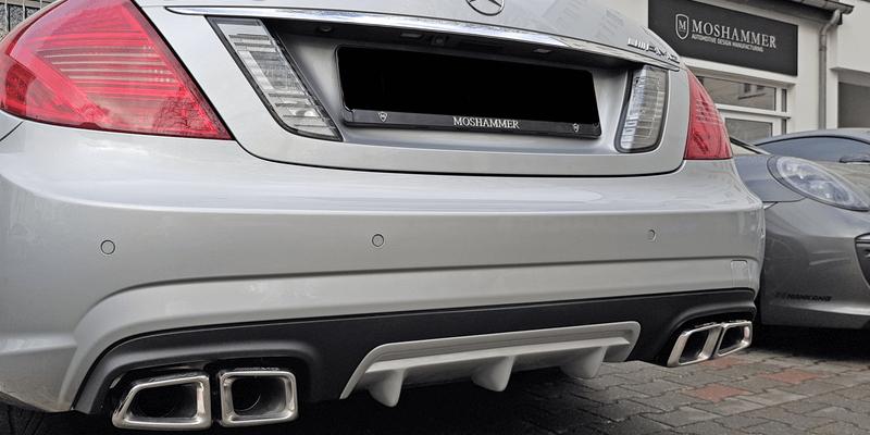 Mercedes-W216-AMG-CL63-rear-diffuser-diffusor