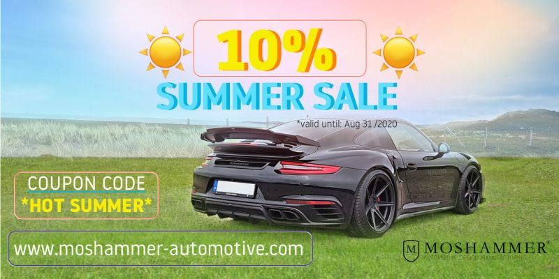 moshammer Summer sale Coupon 10 % discount