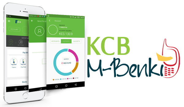 Mobile loans available on KCB Bank App