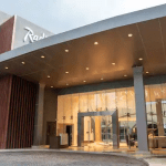 Radisson Blu new hotel near the Nairobi Arboretum is stunning and offers more