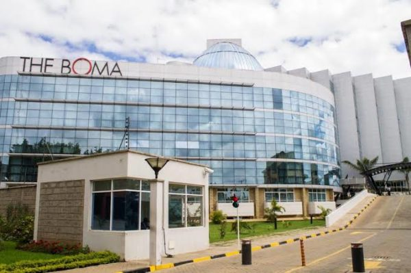 The Boma hotel under receivership