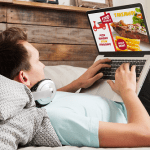Online food delivery on the rise
