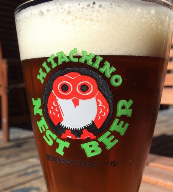 Nest Beer Hino Maru