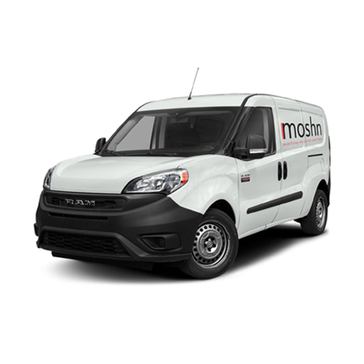 moshn fleet - RAM Promaster City