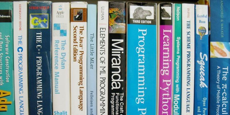 プログラミングの書籍